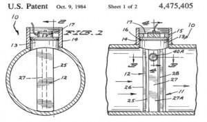 Rosemont Vortex Flow Meter Diaphragms